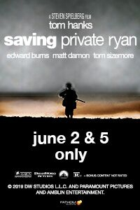 Poster of Saving Private Ryan Event