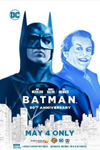 Poster of Batman (1989) 30th Anniversary