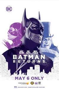 Poster of Batman Returns Event