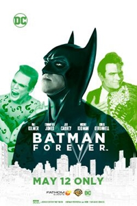 Poster of Batman Forever Event
