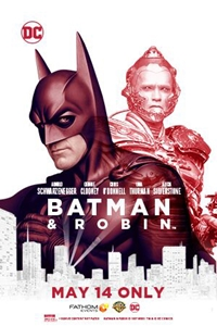 Poster of Batman & Robin Event