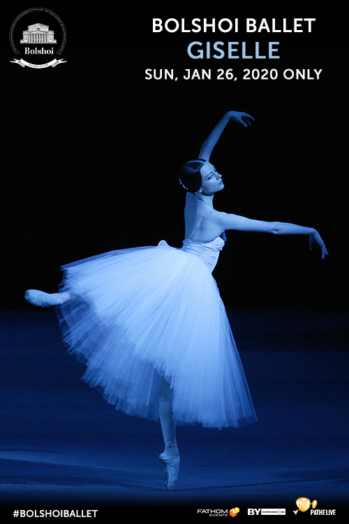 The Bolshoi Ballet: Giselle