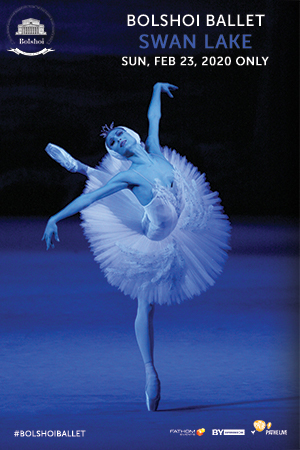 The Bolshoi Ballet: Swan Lake