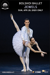 The Bolshoi Ballet: Jewels