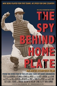 Spy Behind Home Plate, The