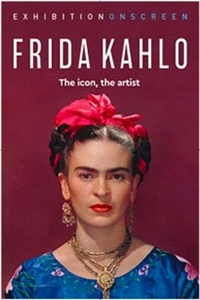 Exhibition On Screen: Frida Kahlo Poster