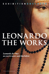 Exhibition on Screen: Leonardo: The Works Poster