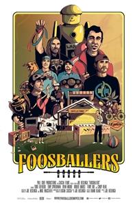 Foosballers Poster