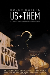 Roger Waters - Us + Them Poster