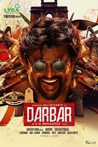 Darbar (Tamil) Poster