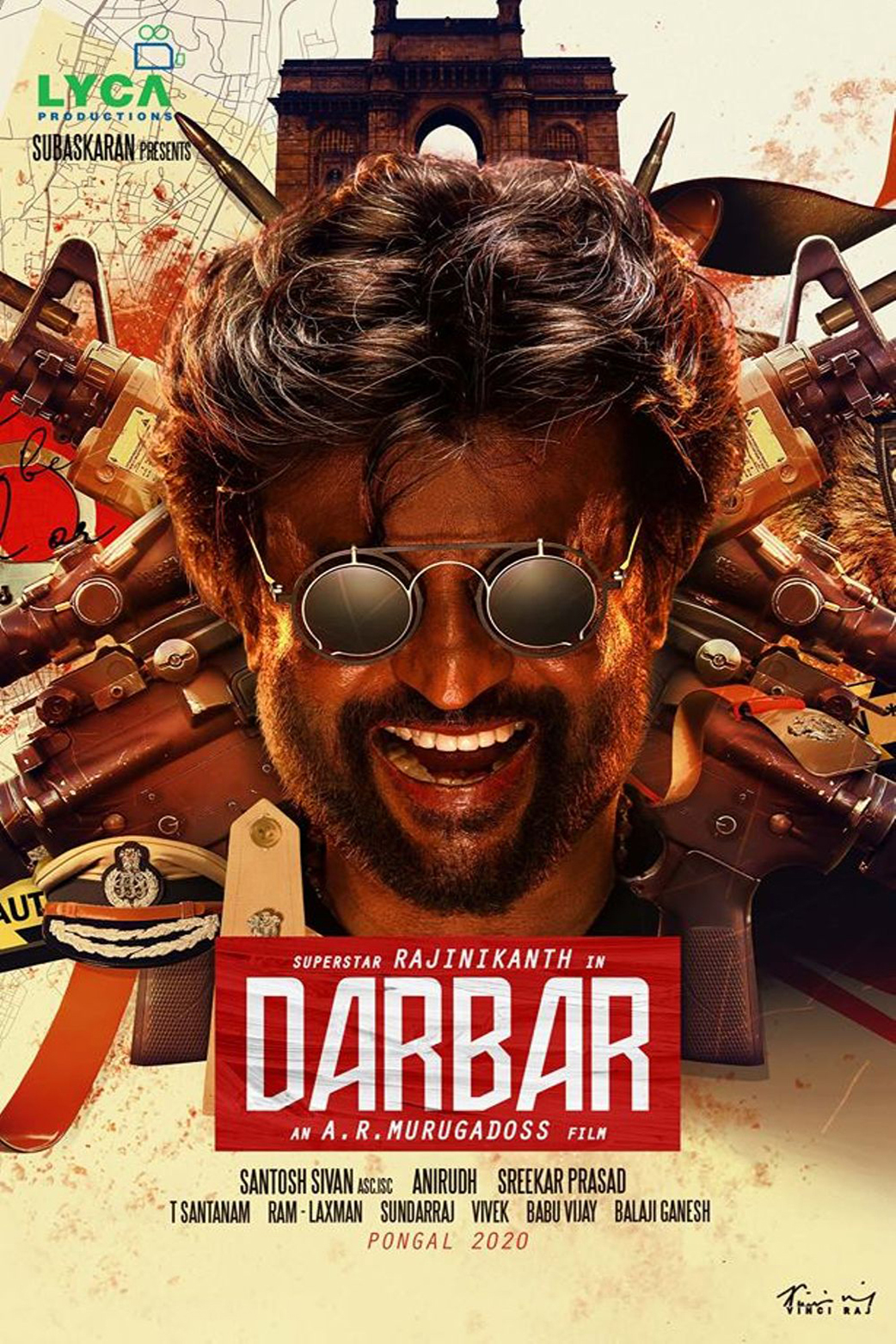 Still of Darbar