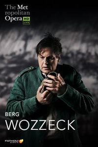 Poster for The Metropolitan Opera: Wozzeck