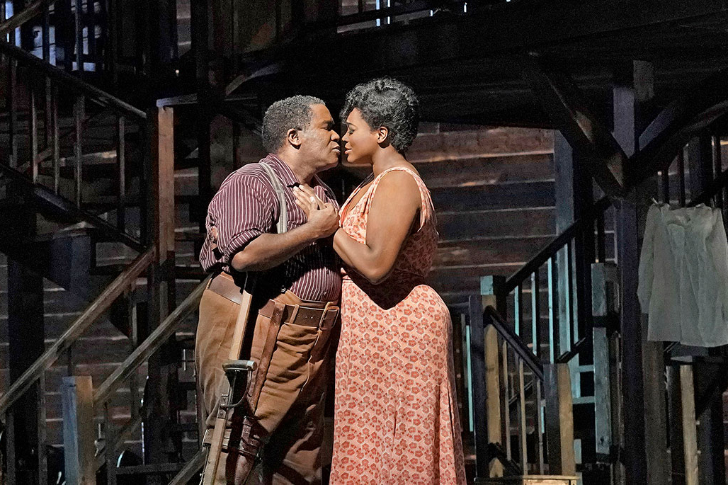 Hero Image for The Metropolitan Opera: Porgy and Bess