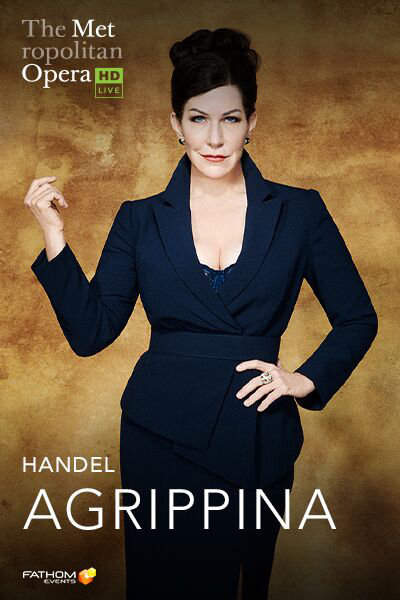 MET Opera 2019-20 Season: Agrippina