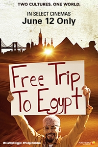 Poster of Free Trip to Egypt