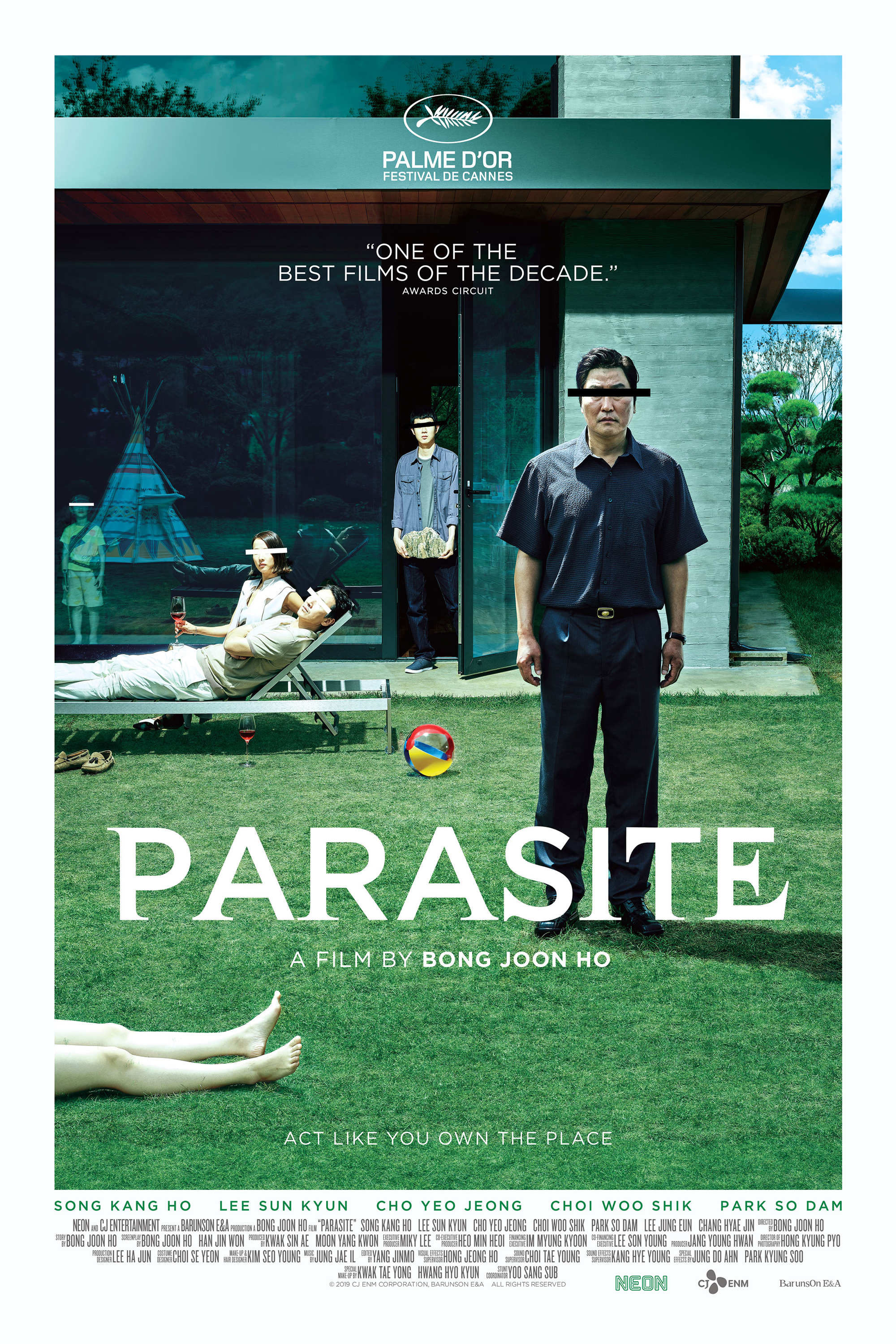 Still of Parasite