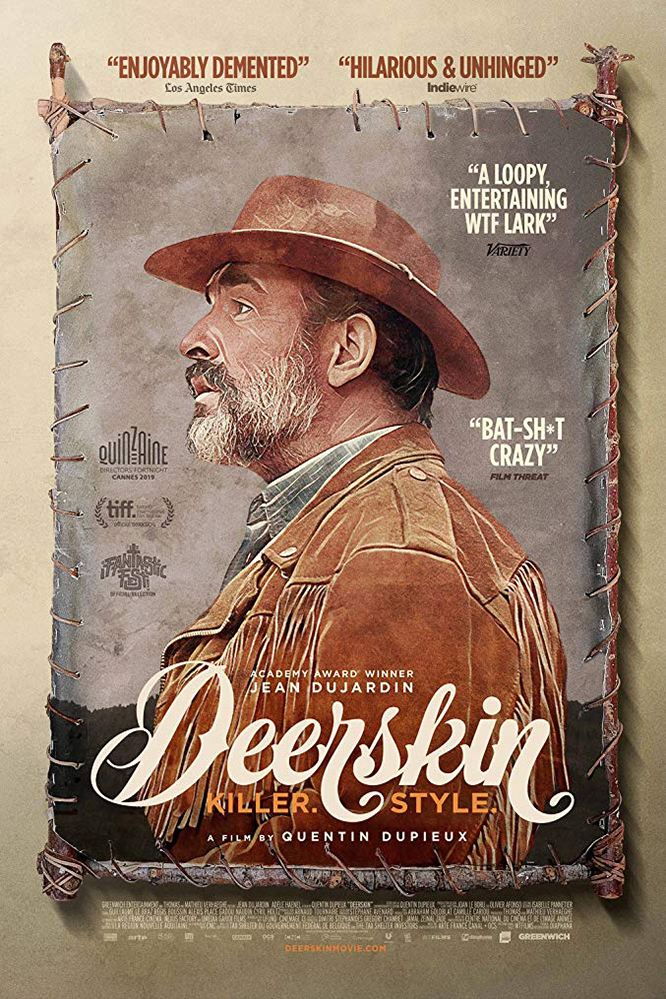 Poster of Deerskin