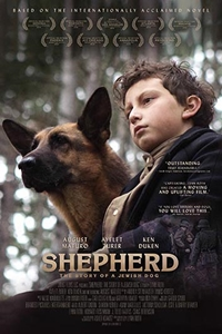 Poster for Shepherd: The Story of a Jewish Dog