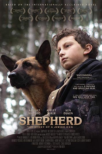Still of Shepherd: The Story of a Jewish Dog