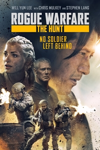 Poster of Rogue Warfare: The Hunt