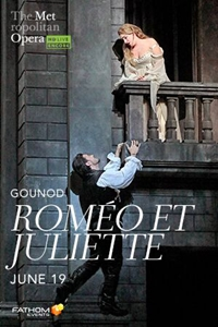 Poster of Met Summer Encore: Romeo et Juliette