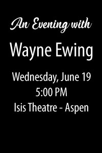 The Works Of Wayne Ewing Showcase Poster