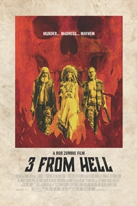 Poster of 3 from Hell