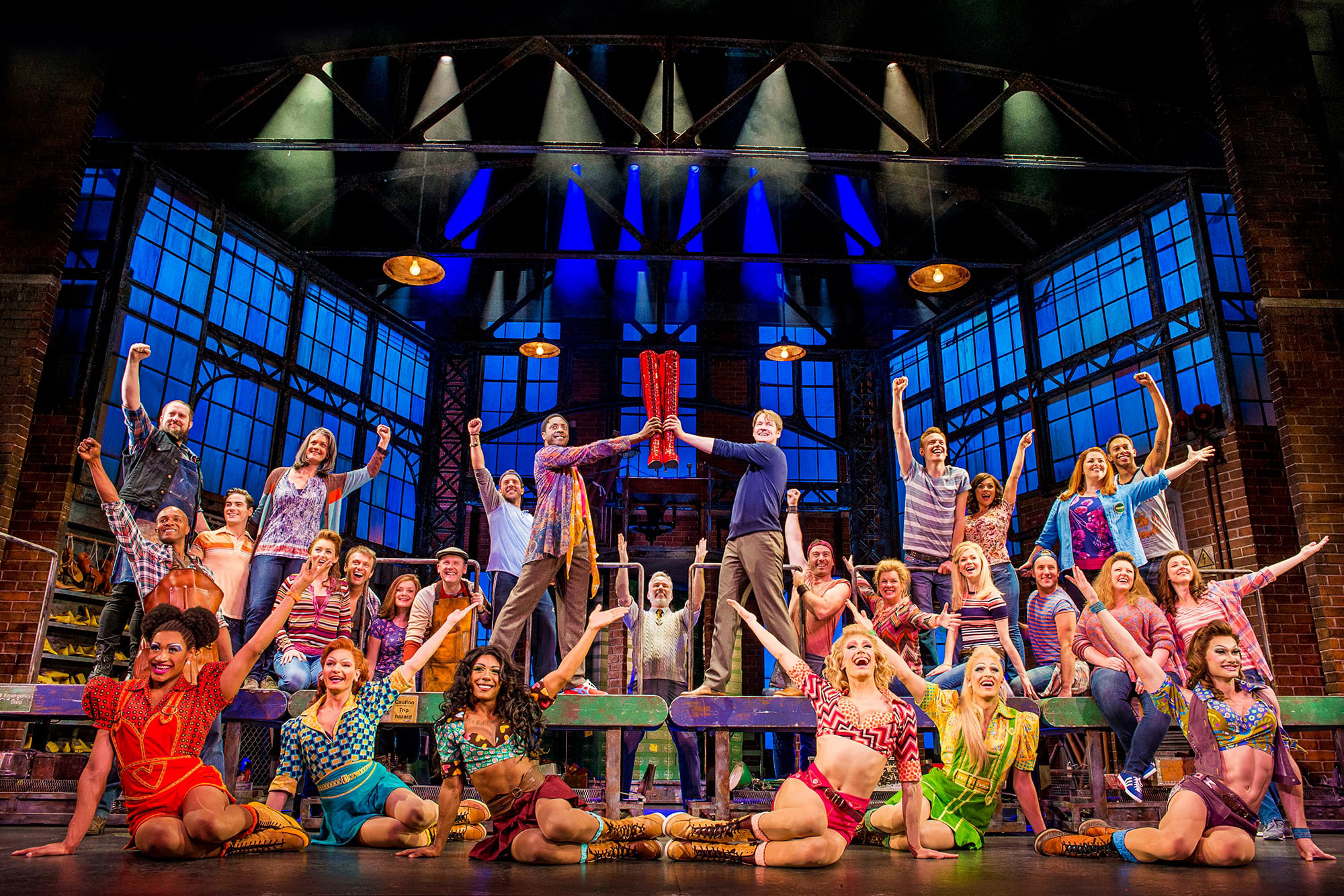 Photo 0 for Kinky Boots the Musical