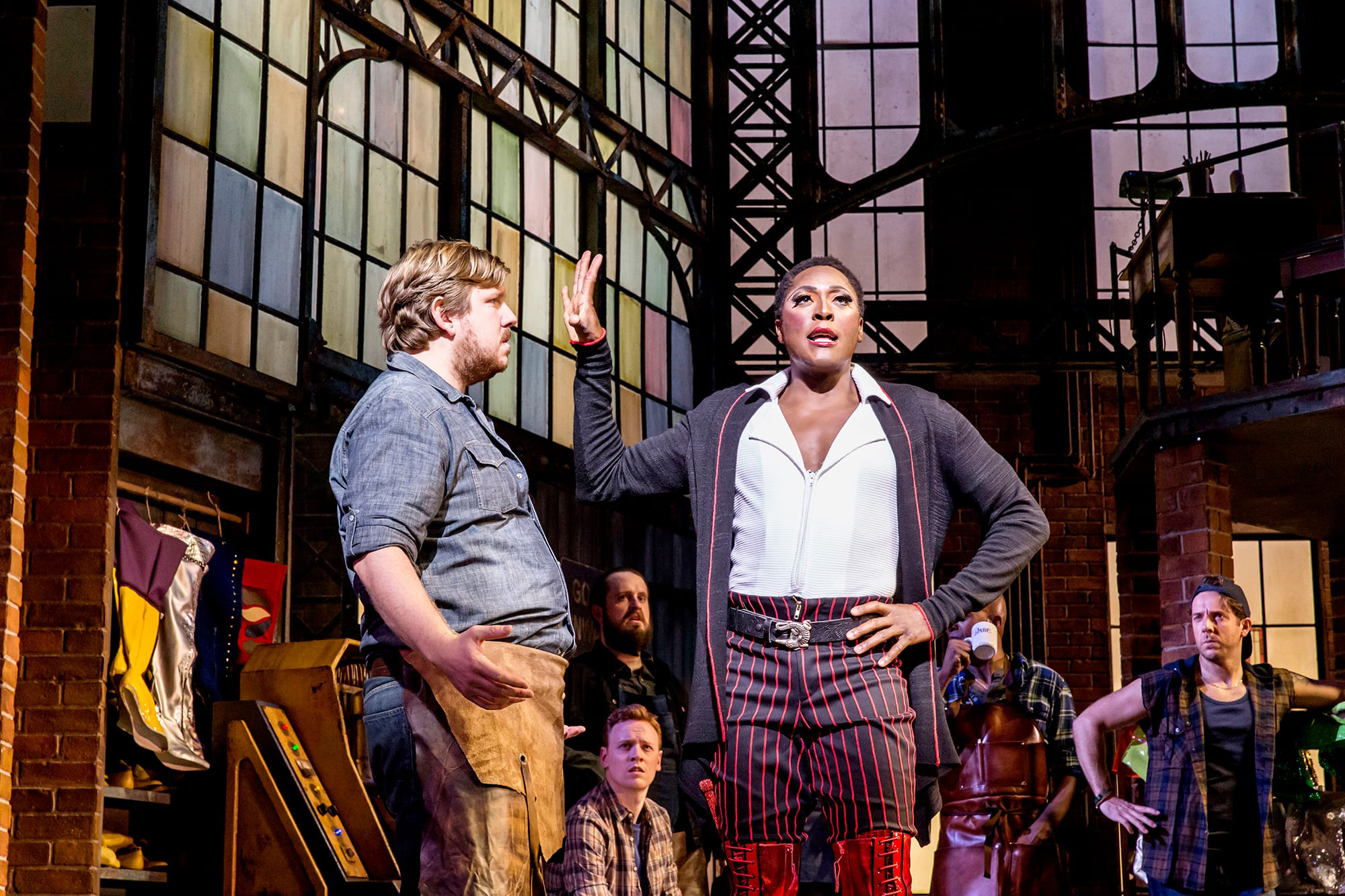 Photo 3 for Kinky Boots the Musical (Virtual)