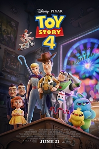 Toy Story 4: The IMAX 2D Experience Poster