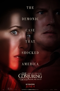 Poster ofThe Conjuring: The Devil Made Me Do It