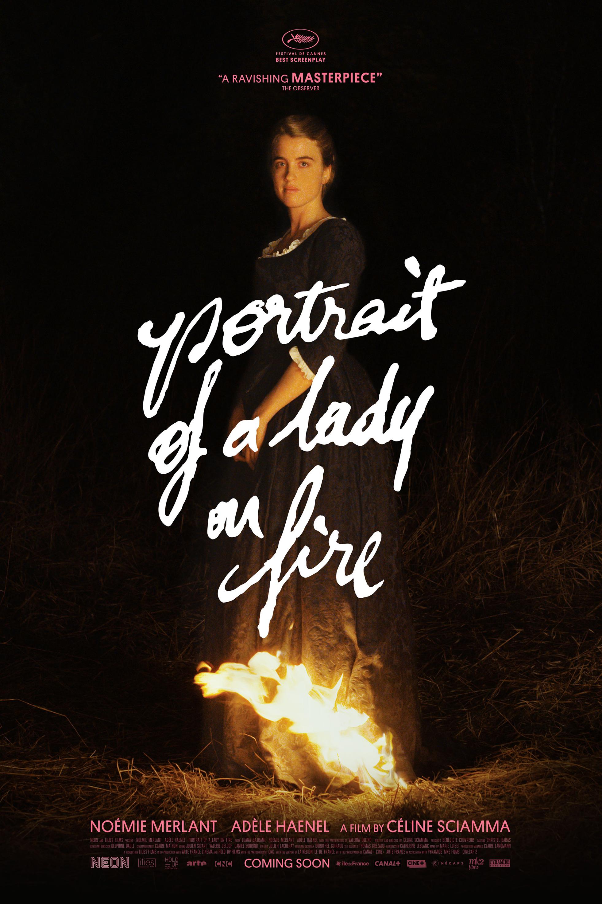 Portrait Of A Lady On Fire English Subtitles Movie Times Showcase Cinemas