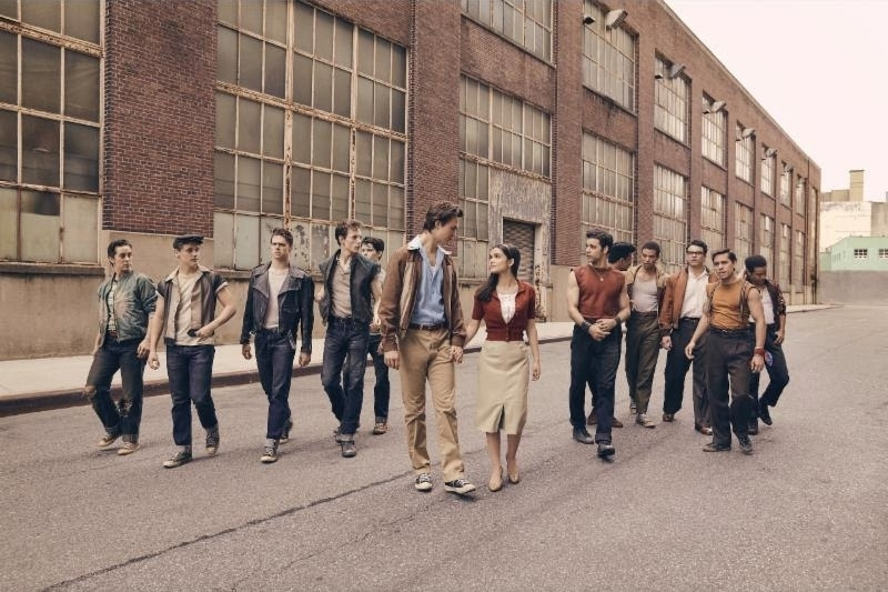Background Still for West Side Story