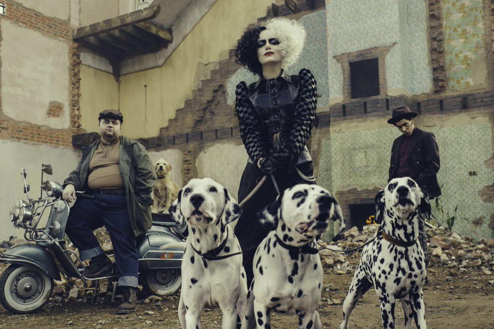 Hero Image for Cruella