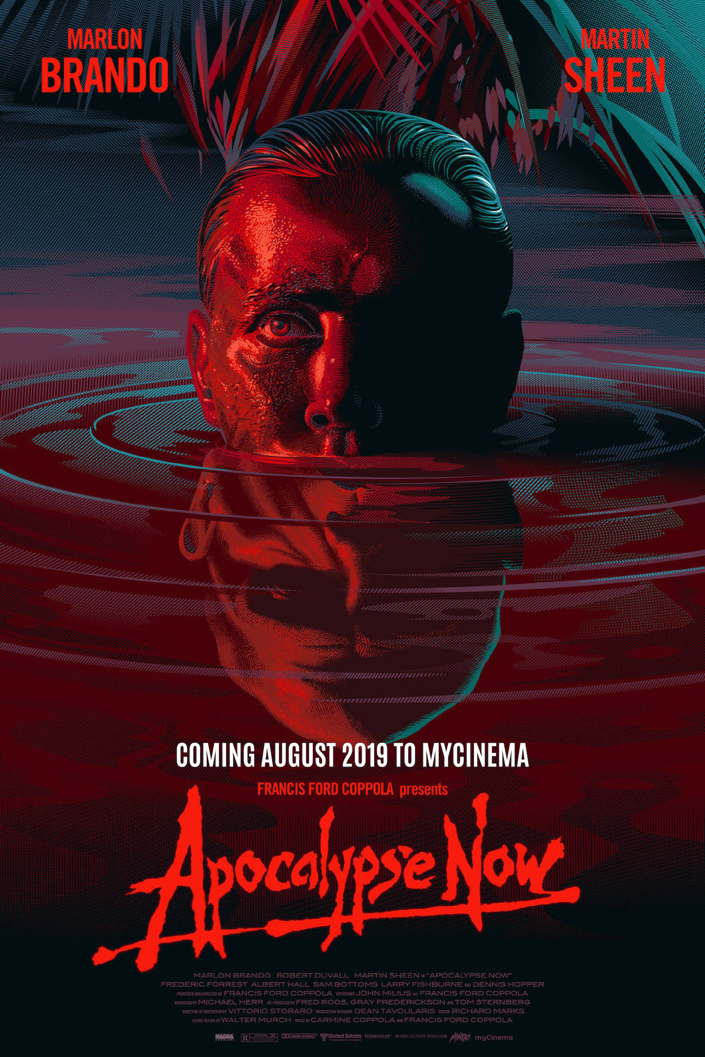 Apocalypse Now Final Cut (40th Anniversary) Poster