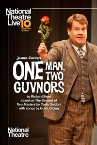 Poster of National Theatre Live: One Man, Two Guvnor...