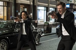 Still 0 for Men In Black: International 3D