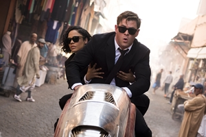 Still 2 for Men In Black: International 3D