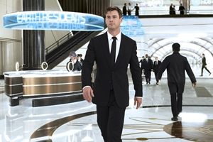 Still 4 for Men In Black: International 3D