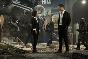 Still 7 for Men In Black: International 3D