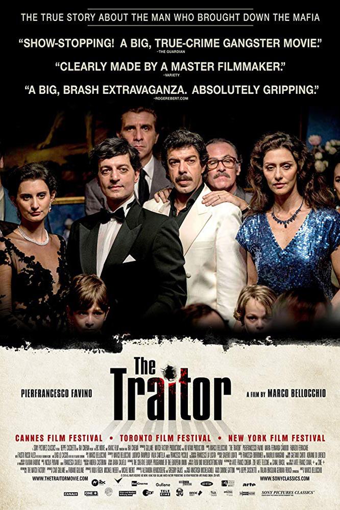 The Traitor (Il traditore)