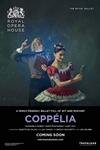The Royal Opera House Ballet: Coppélia Poster