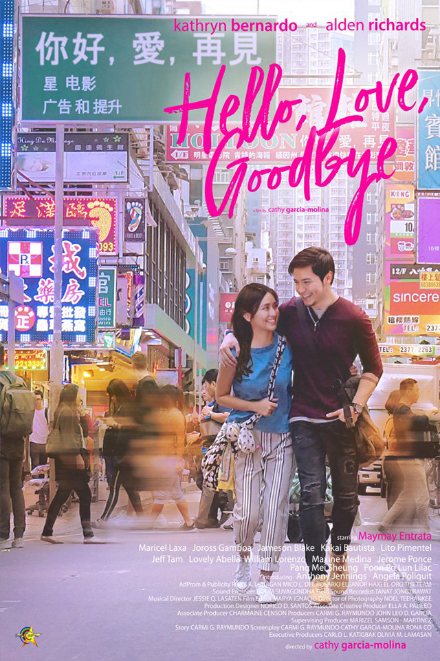Hello, Love, Goodbye Poster