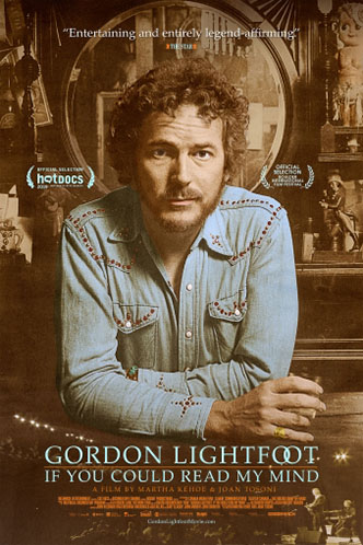 Poster for Gordon Lightfoot: If You Could Read My Mind