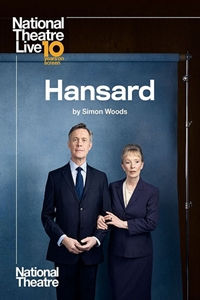 Poster for National Theatre Live: Hansard