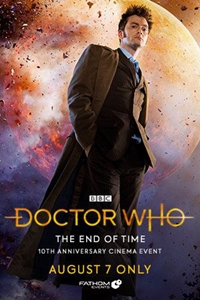 Poster of Doctor Who: The End of Time 10th Anniversary