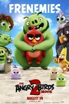 The Angry Birds Movie 2 in RealD 3D Poster