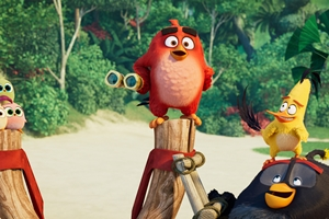 Still 1 for The Angry Birds Movie 2 in RealD 3D
