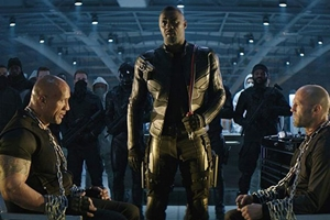 Fast & Furious Presents: Hobbs & Shaw An IMAX 3D Experience Still 0
