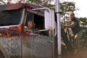 Fast & Furious Presents: Hobbs & Shaw An IMAX 3D Experience Still 2